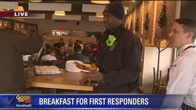 Breakfast celebrates Alexandria first responders