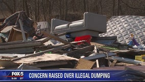 Prince George's County residents express concern over dumping at Temple Hills property