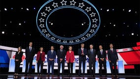 Democratic debate: Liberals duke it out with moderates over health care, immigration