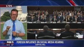 Senators: Big task to quash foreign election meddling online