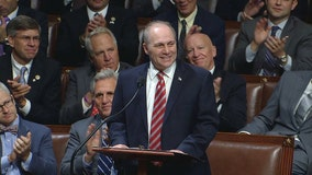 Rep. Steve Scalise returns to House for 1st time since Alexandria shooting; tweets 'I'm back'