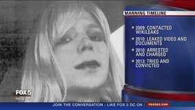 President Obama grants clemency to Chelsea Manning