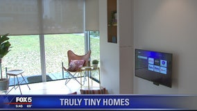 Are tiny homes the future of housing in DC?
