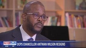 DC Public Schools Chancellor Antwan Wilson resigns