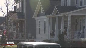 Loudoun County homes being struck by gunfire