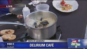 Leesburg Zip Trip: Delirium Cafe
