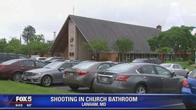 Suspect in custody after shooting at Prince George's County church