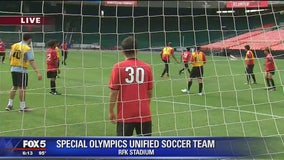 DC United and Special Olympics DC announce 2017 Unified soccer team
