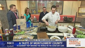 Cooking with Como: A taste of Montgomery County