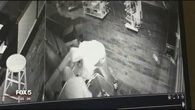35 firearms stolen from gun store in Chantilly