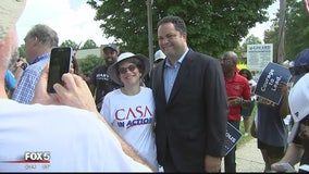 Gov. Larry Hogan, candidate Ben Jealous vie for Governor seat in Maryland