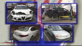 Maserati, Alfa Romeos stolen in Tysons Corner