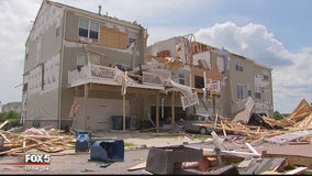 Md. Eastern Shore community continues to clean up, recover after tornado