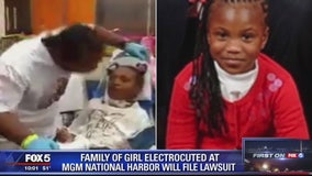 Family of electrocuted child suing MGM National Harbor