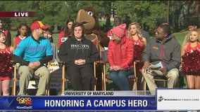 U.S. Marines Campus Hero | The University of Maryland | FOX 5 College Tour