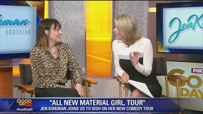 Jen Kirkman's All New Material, Girl tour stops in DC