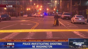 Man shot in Northeast D.C., police say