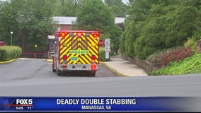 Man dies in Manassas double stabbing, Prince William County police say