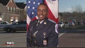 Prince George's County Police investigate after officer shot and killed in Brandywine