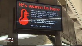 Metro to bring in chillers to cool down Dupont Circle and Farragut North stations