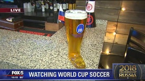 Dozens of DC bars, restaurants allowed to serve alcohol starting at 7 am during FIFA World Cup
