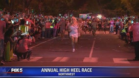 31st annual 17th Street High Heel Race takes place in DC