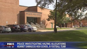 Police investigating hazing and assault allegations involving Damascus High School junior varsity football team