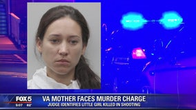 Judge identifies young girl fatally shot in Tysons Corner as daughter of alleged killer