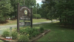 Police: Suspect assaulted, attempted to abduct jogger at Stonewall Park in Manassas