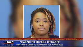 Ashanti Billie's family traveling to Charlotte after body found outside church