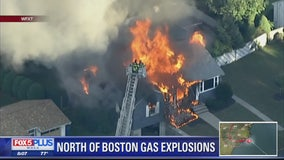 Panicked neighborhoods evacuate as gas blasts destroy homes in Massachusetts