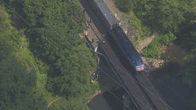 Teen struck and killed by train in Fairfax County