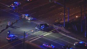 Multi-vehicle crash shuts down intersection in Herndon