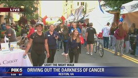 Light The Night Walk kicking off in Reston