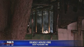 Elderly woman killed in fire inside her Seat Pleasant home on morning after Thanksgiving