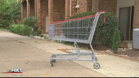 Pentagon City resident creates Twitter account to call out abandoned Costco carts