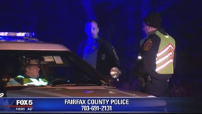 Teen struck and killed in Fairfax County