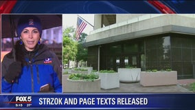 New set of text messages between FBI officials released