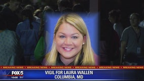 Students mourn death of missing Maryland high school teacher Laura Wallen