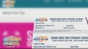 Students say they were scammed by travel website after booking graduation trip