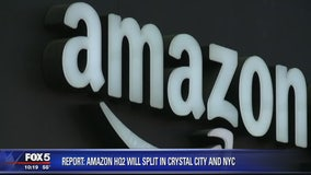 Report: Amazon closing in on deal to put 2nd headquarters in Crystal City, New York City