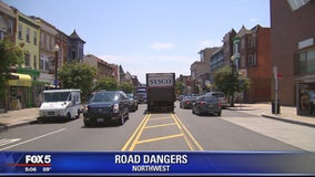 Ideas being considered to improve traffic, safety in Adams Morgan