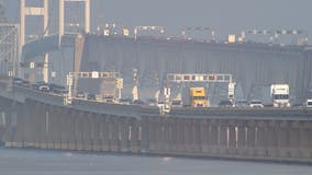 3 toll lanes close for booth removal on Chesapeake Bay Bridge