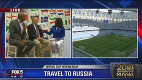 Advice for soccer fans interested in traveling to Russia for 2018 FIFA World Cup