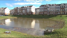 Toddler drowns in retention pond nearby Chantilly home