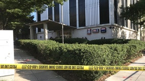 FOX 5 security shoots man attempting to break into building
