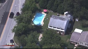 4-year-old and her grandfather drown in Anne Arundel County pool