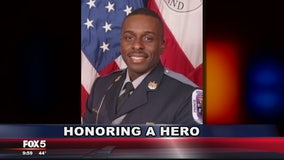 Funeral for Prince George's County Police Cpl. Mujahid Ramzziddin to be held Friday