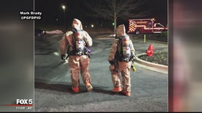 No suspicious substance found during hazmat investigation at Maryland state senator's office