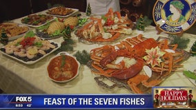 Feast of Seven Fishes with Filomena